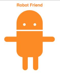 Robot Friend Image